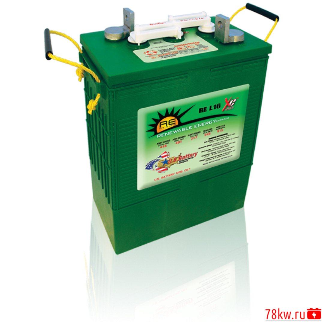 U Batteries US Battery US RE L16 X...